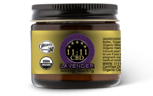1111 lavender cream 500mg